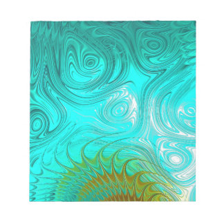 Turquoise Ayes - IMRAN™ Notepads
