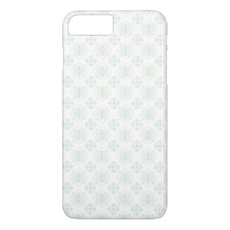 Turquoise Baroque Royal Damask Case-Mate iPhone Case