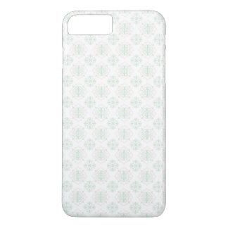 Turquoise Baroque Royal Damask iPhone 8 Plus/7 Plus Case