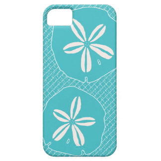Turquoise Blue Sand Dollar Designer Case