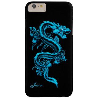 Turquoise Dragon Custom iPhone 6 Plus case