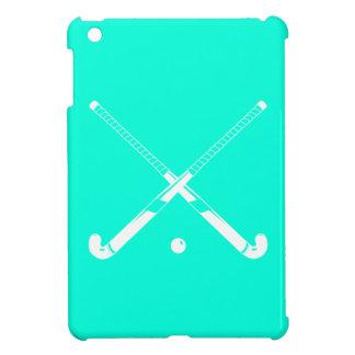 Turquoise Field Hockey iPad Mini Case