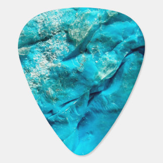 Turquoise Guitar Pick