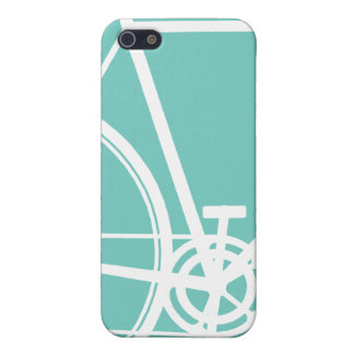 Turquoise I iPhone 5/5S Cover