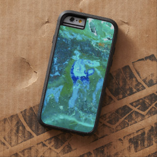 """Turquoise iPhone 6 Case"" Tough Xtreme iPhone 6 Case"