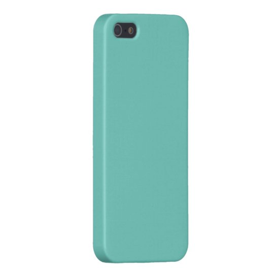 Turquoise iPhone case iPhone 5 Cases