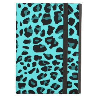 Turquoise Jaguar iPad Air Case Stand