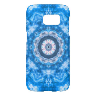Turquoise Lace Samsung Galaxy S7 Case