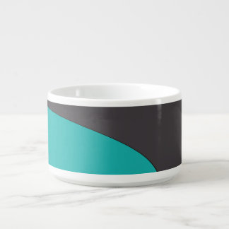 Turquoise Line Bowl