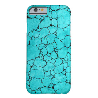 Turquoise Look Barely There iPhone 6 Case