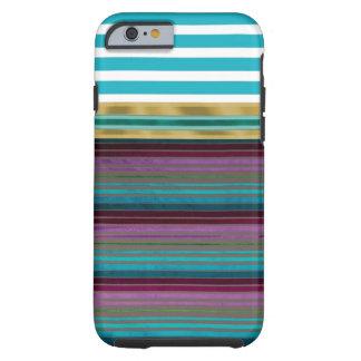 Turquoise/Magenta Bold IPhone 6 Case