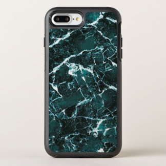 Turquoise Marble OtterBox Symmetry iPhone 7 Plus Case