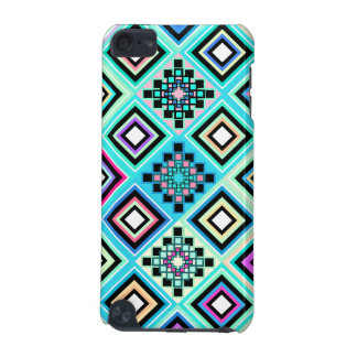 Turquoise Native Inspired iPod Touch (5th Generation) Covers