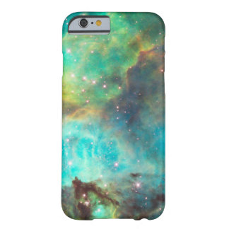Turquoise Nebula Barely There iPhone 6 Case