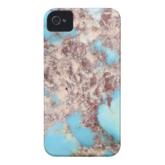 Turquoise Nugget iPhone 4 Case