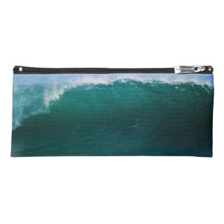 Turquoise Ocean Wave Pencil Case