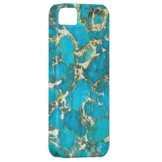 """""""Turquoise Phone Case"""" Case For The iPhone 5"""