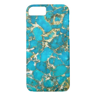 """Turquoise phone case"" iPhone 7 Case"