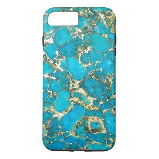 """""""Turquoise Phone Case"""" iPhone 8 Plus/7 Plus Case"""