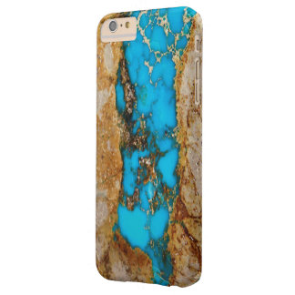 Turquoise Rock 1 Barely There iPhone 6 Plus Case