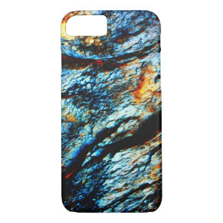 Turquoise Rock iPhone 7 Case