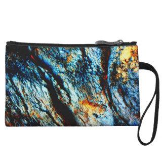 Turquoise Rock Wristlet