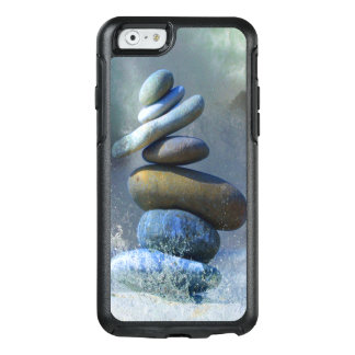Turquoise Stone Zen Formation Misty Ocean Spray OtterBox iPhone 6/6s Case