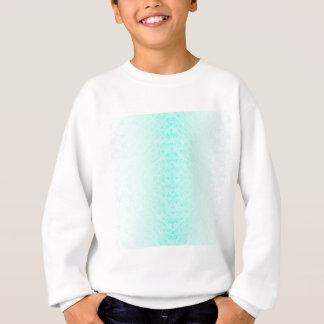 turquoise sweatshirt