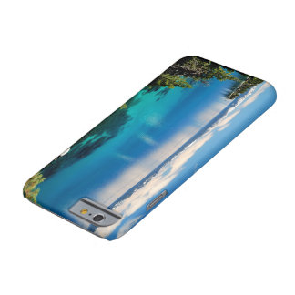 Turquoise Tahoe Barely There iPhone 6 Case