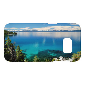 Turquoise Tahoe Phone Case