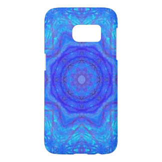 Turquoise Tangle Samsung Galaxy S7 Case