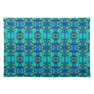 Turquoise Placemats Turquoise Place Mat Designs