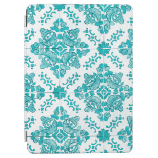 Turquoise Tile iPad Air Cover