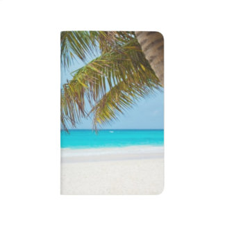 Turquoise Tropical Beach Journals