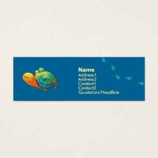 Turquoise Turtles Profile Card