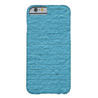 Turquoise Wall Barely There iPhone 6 Case