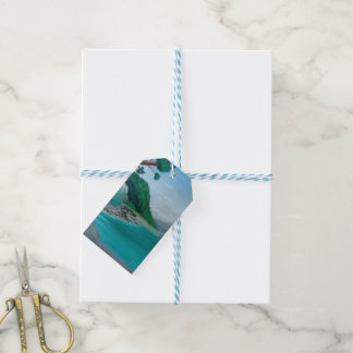 Turquoise Waters Gift Tags