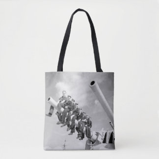 Turret Sailors Tote Bag