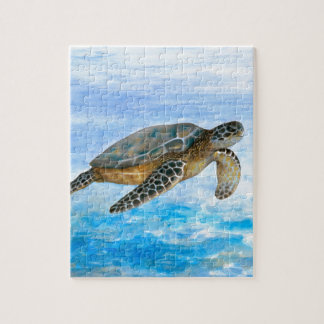 Turtle 1 jigsaw puzzle