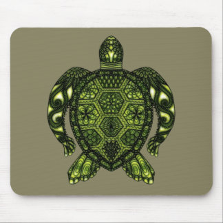 Turtle 2b mouse pad