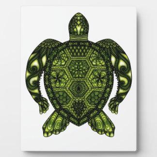 Turtle 2b plaque