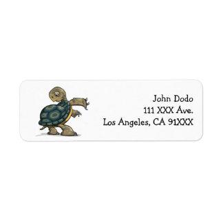 Turtle Address Labels