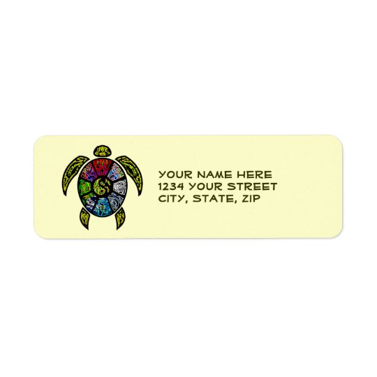Turtle Ba-Gua