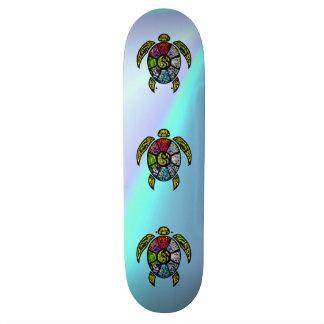 Turtle Ba-Gua Skateboard
