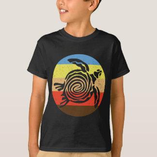 Turtle - Barbuda Retro T-Shirt