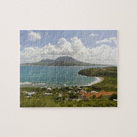 Turtle Beach, southeast peninsula, St Kitts, Jigsaw Puzzle