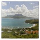 Turtle Beach, southeast peninsula, St Kitts, Tile