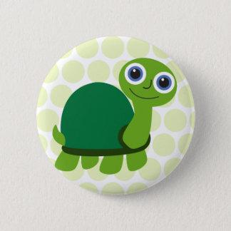 Turtle Boy 2 Inch Round Button