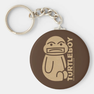 TURTLE BOY keychain