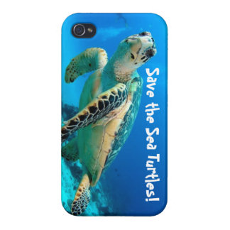 Turtle Cases For iPhone 4